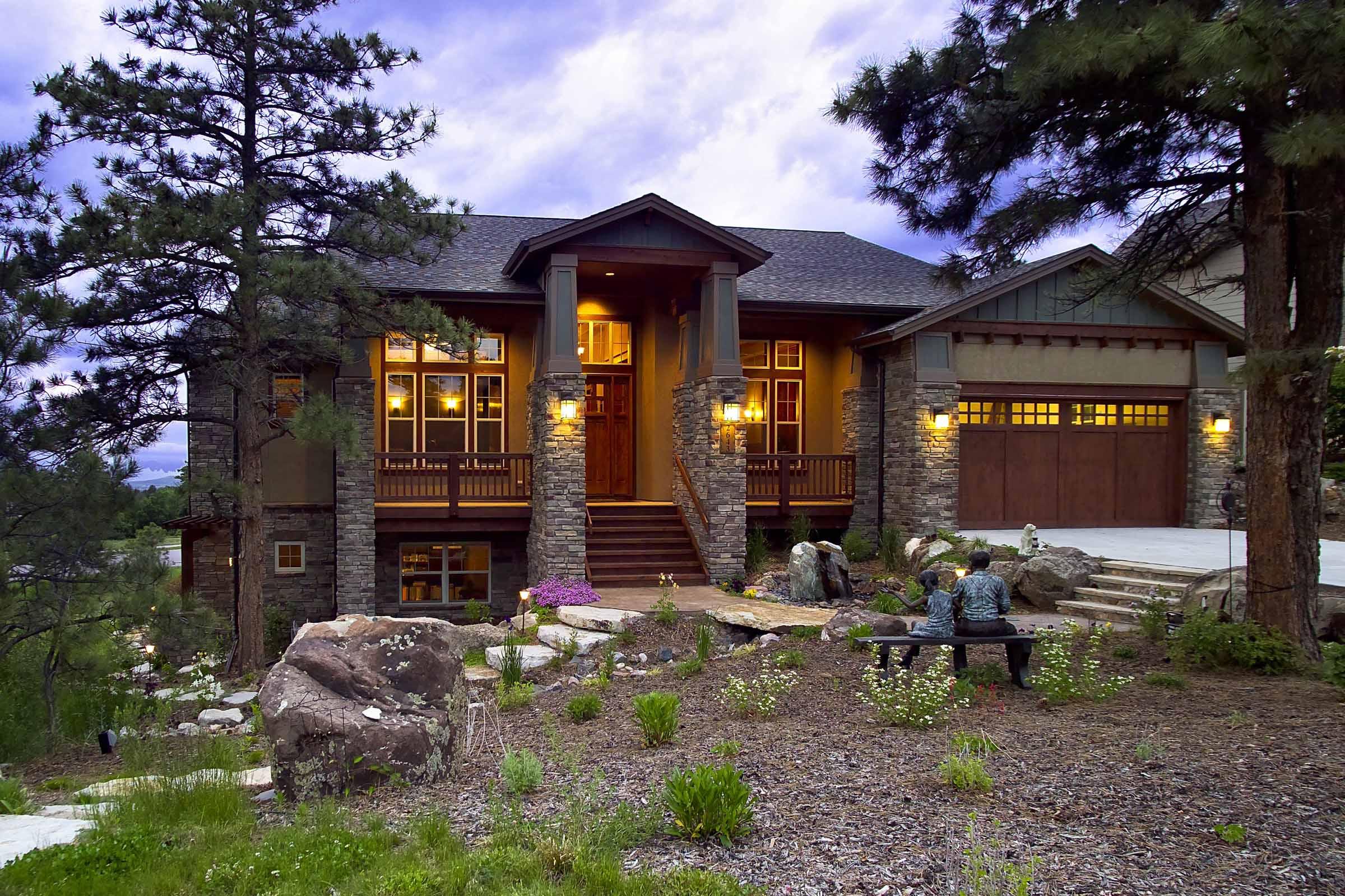 Modern Luxury Craftsman Home Castle Rock Colorado.jpg