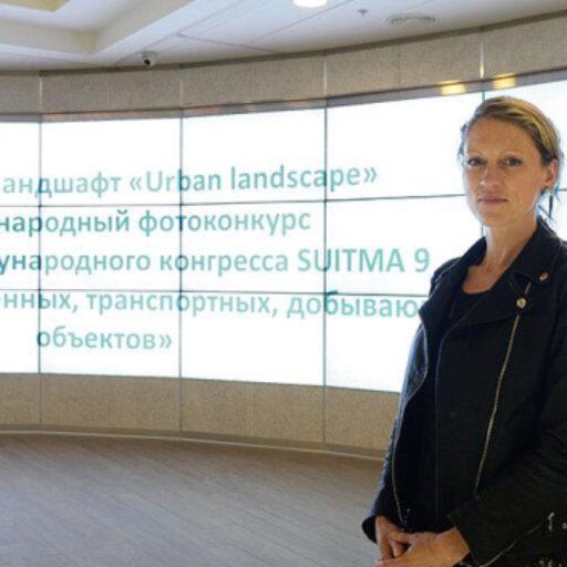 Tatiana Morin , Director of New York City Urban Soils Institute