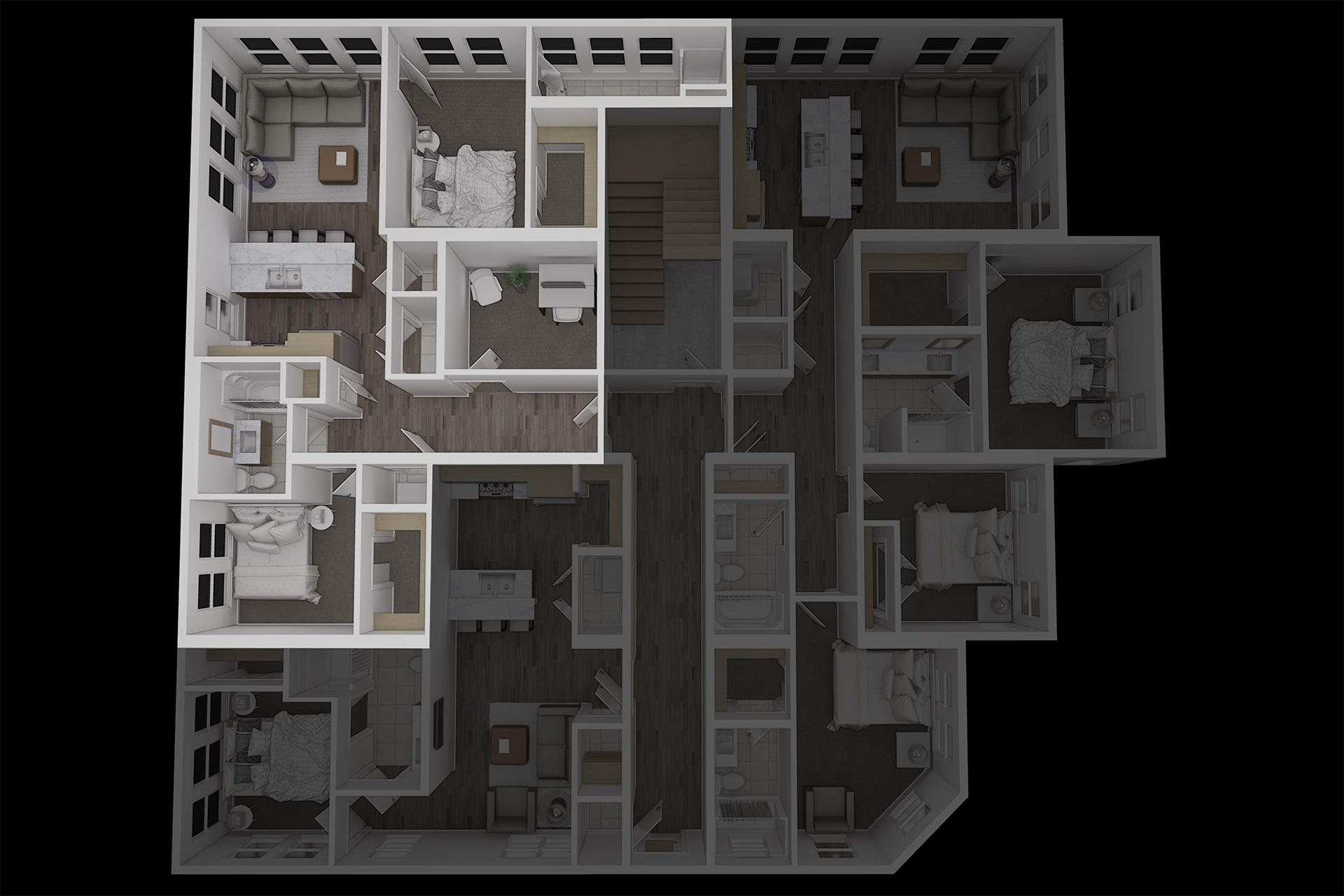 2 Bedroom Option