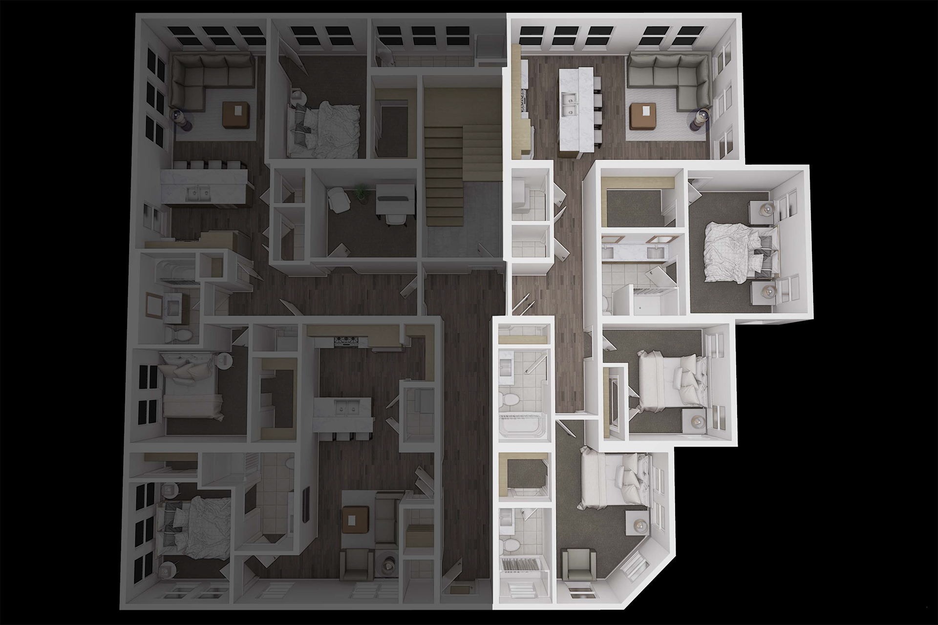 3 Bedroom Option