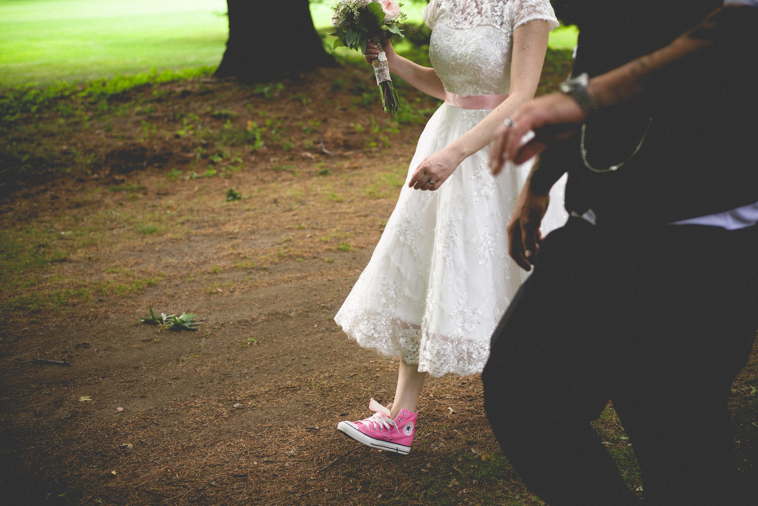 Jacksons Point Ontario Wedding