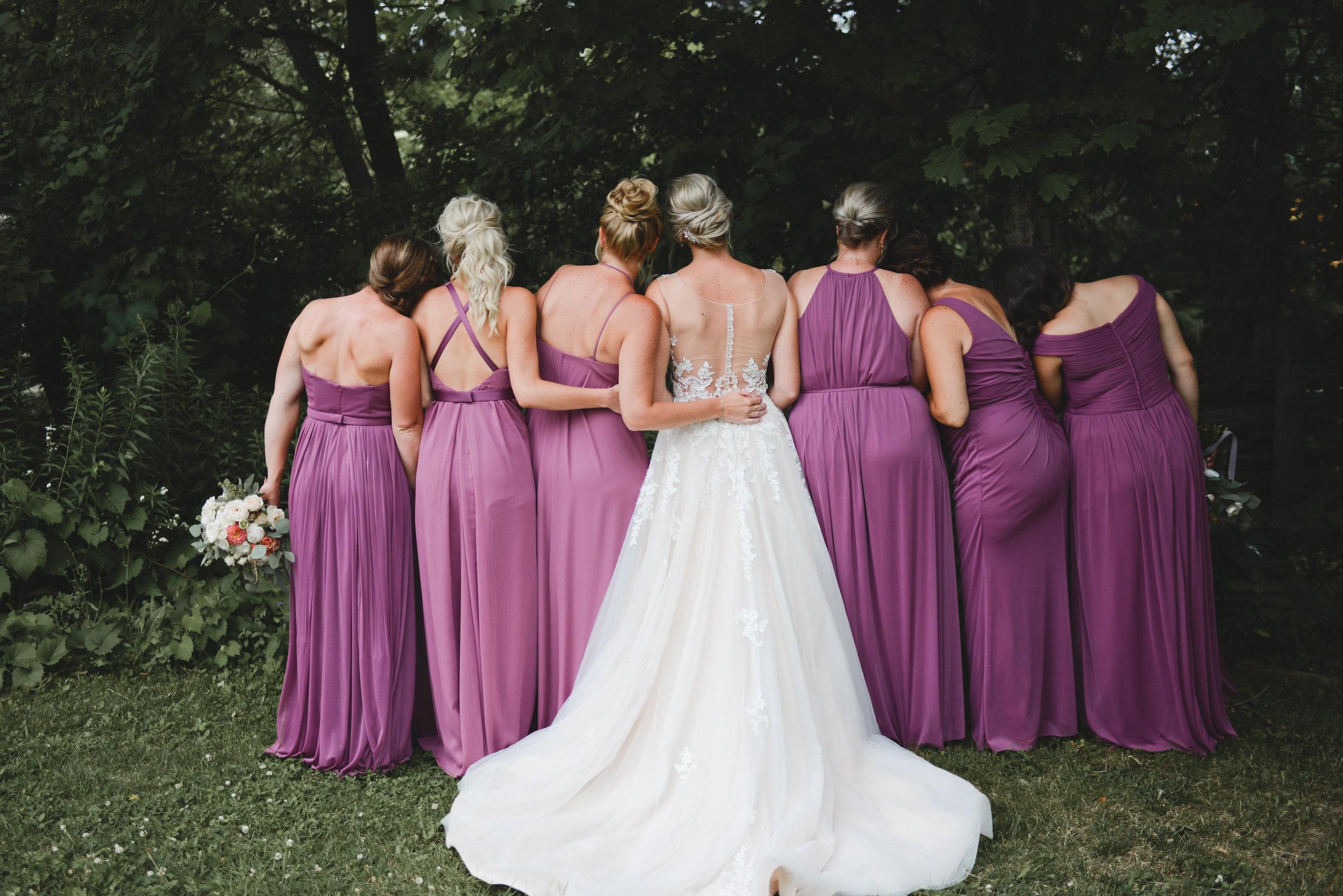 Black Creek Pioneer Village wedding party (6).jpg