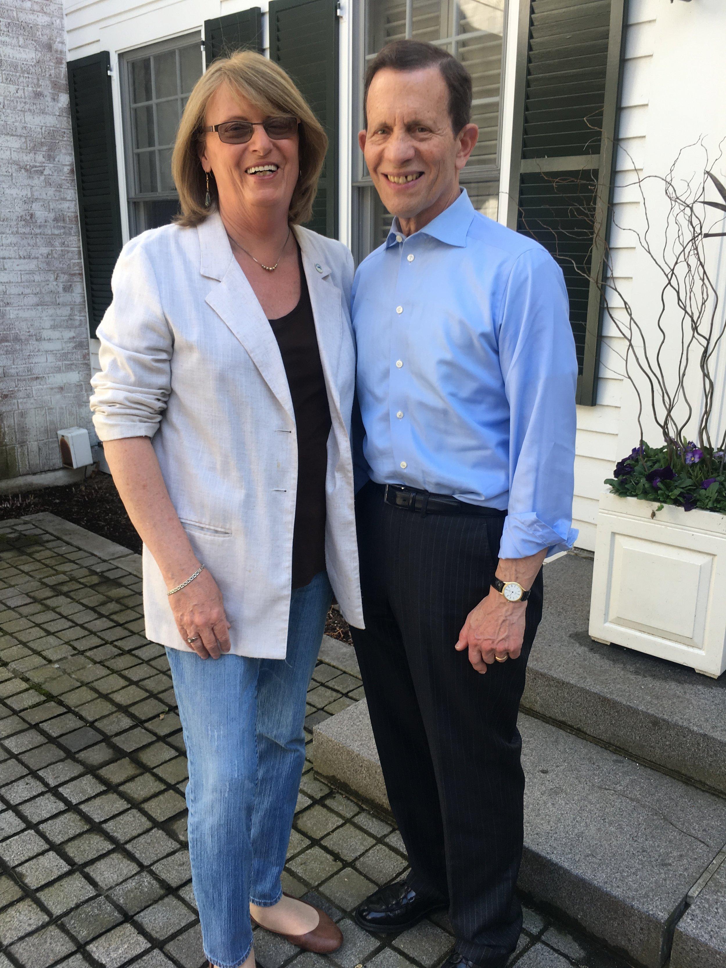 Former State Treasurer Steve Grossman Endorses Holly Ryan