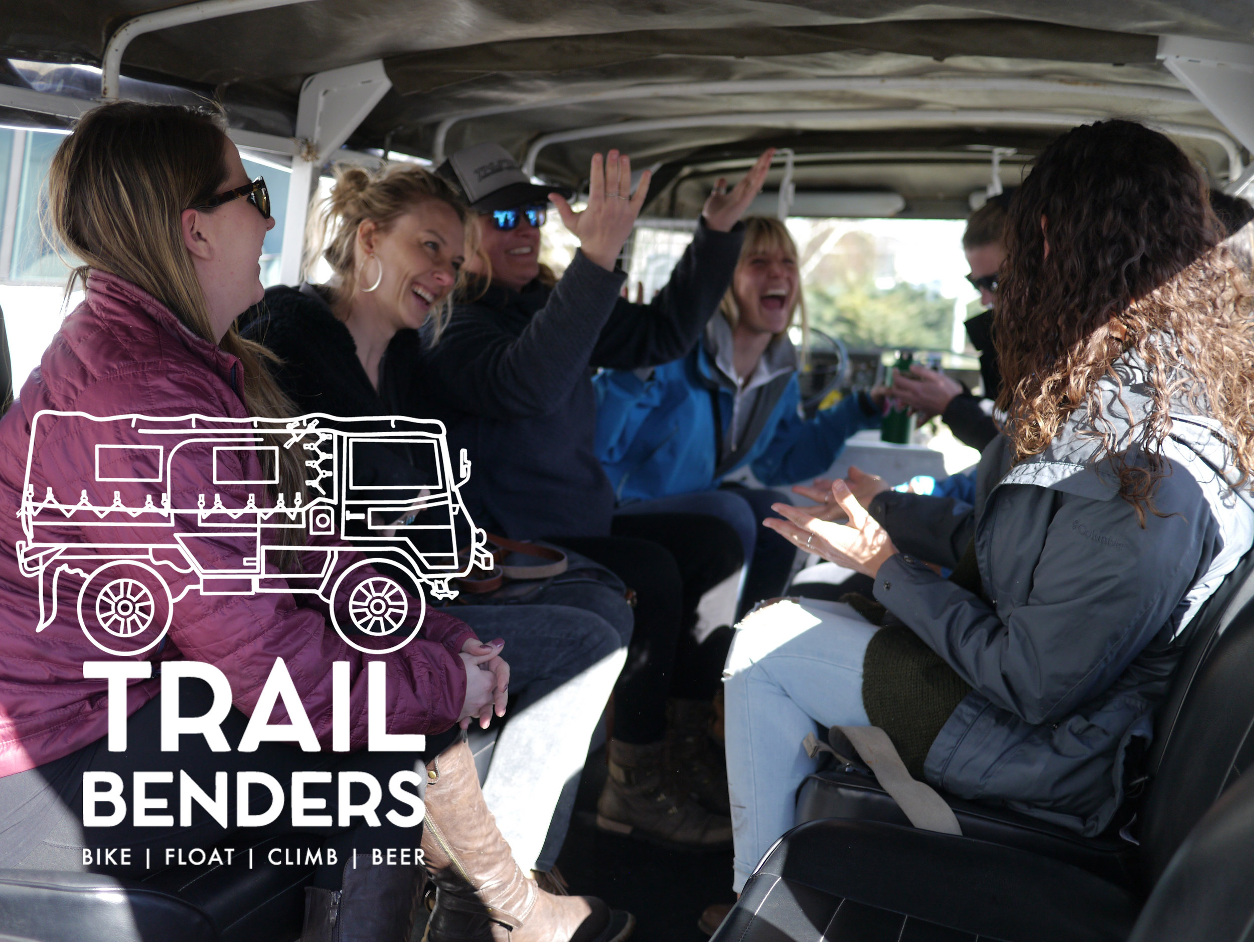 Backyard Bend - Bring a friend and join us on a float down the river and some of Bend's best beers! … Or if you would rather stay dry you can opt for the beer only adventure. Either way, leave the driving to us and hop in.Use the coupon code BACKYARD2019 to bring a friend along for 50% off.GET IN THE TANK!