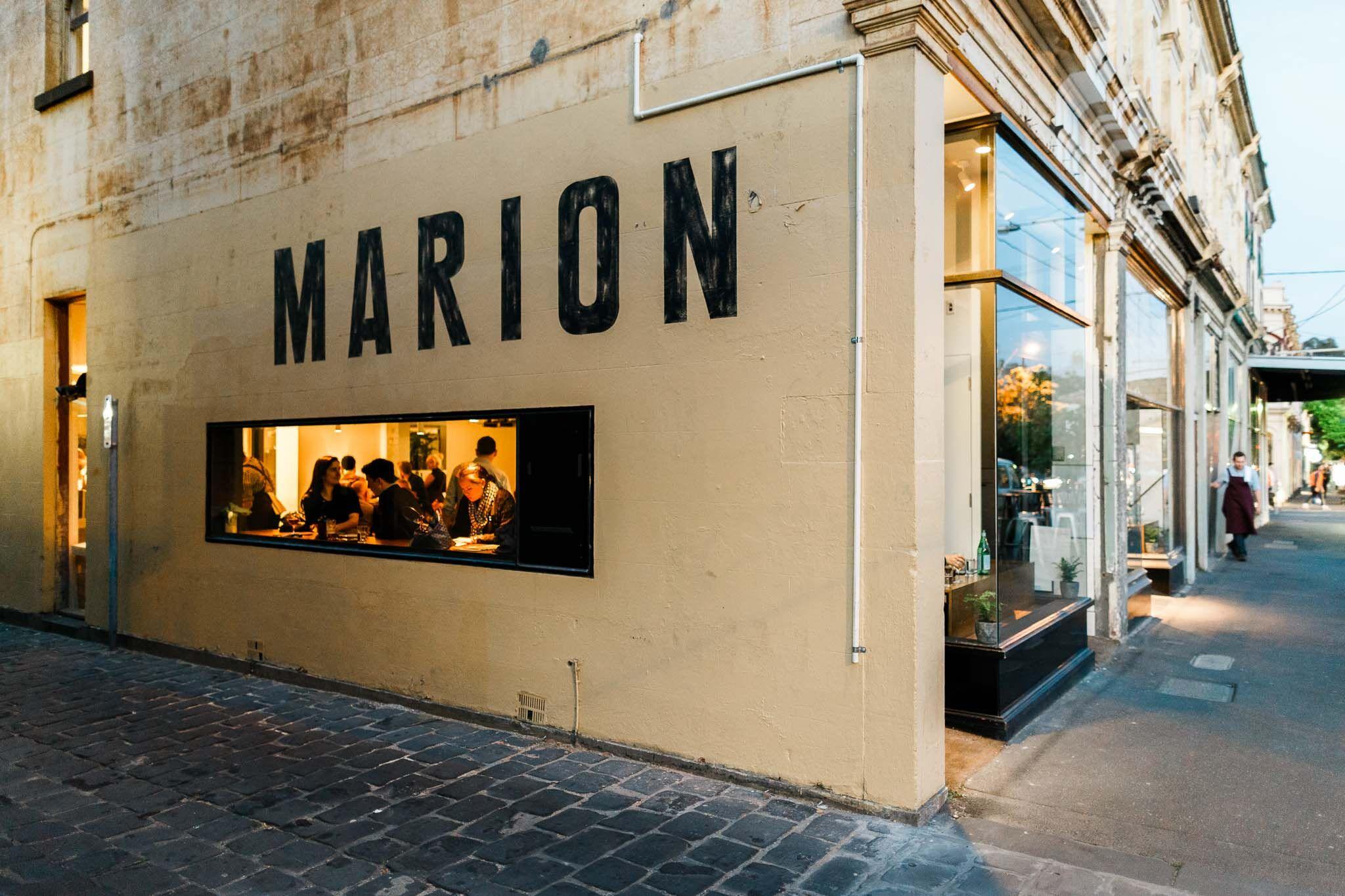 Marion - October 2015