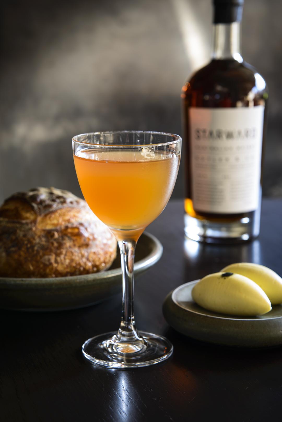 'Bread & Butter' Manhattan