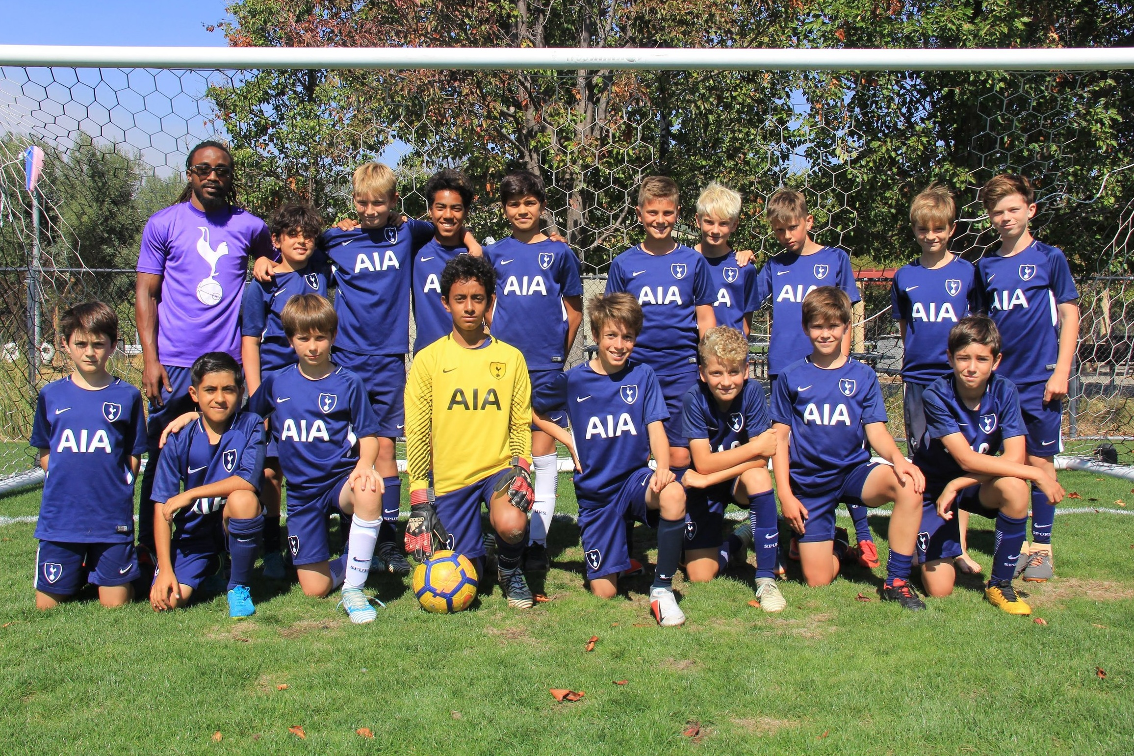 2006B Blue - Coach Simba AberdeenNorCal Youth Premier (Gold) 11v11