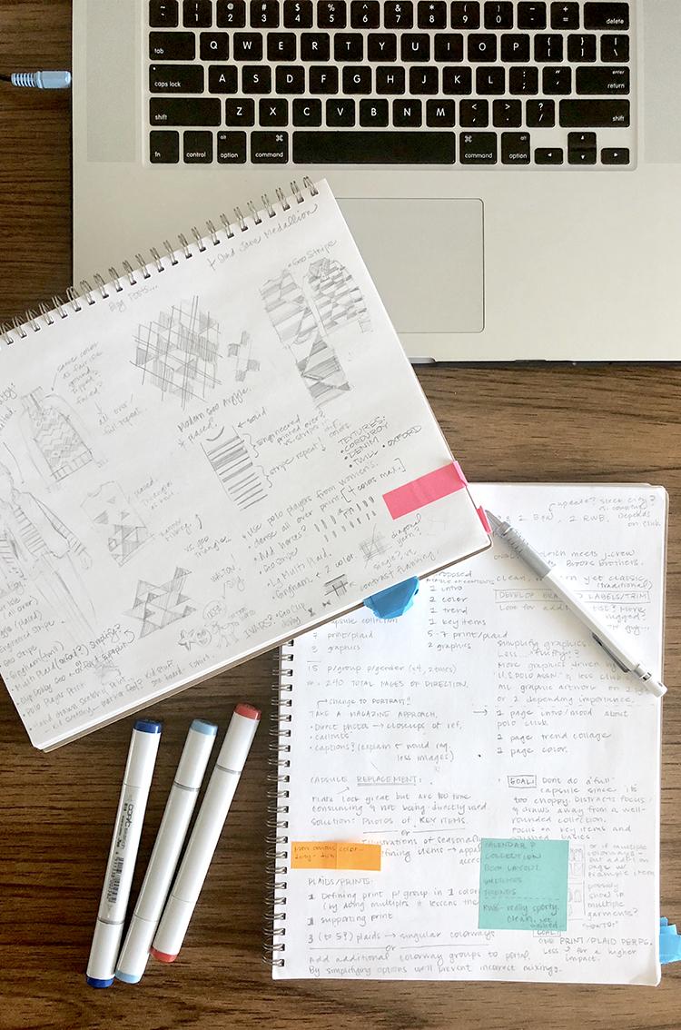 Paper & Pencil: how it [still] all begins