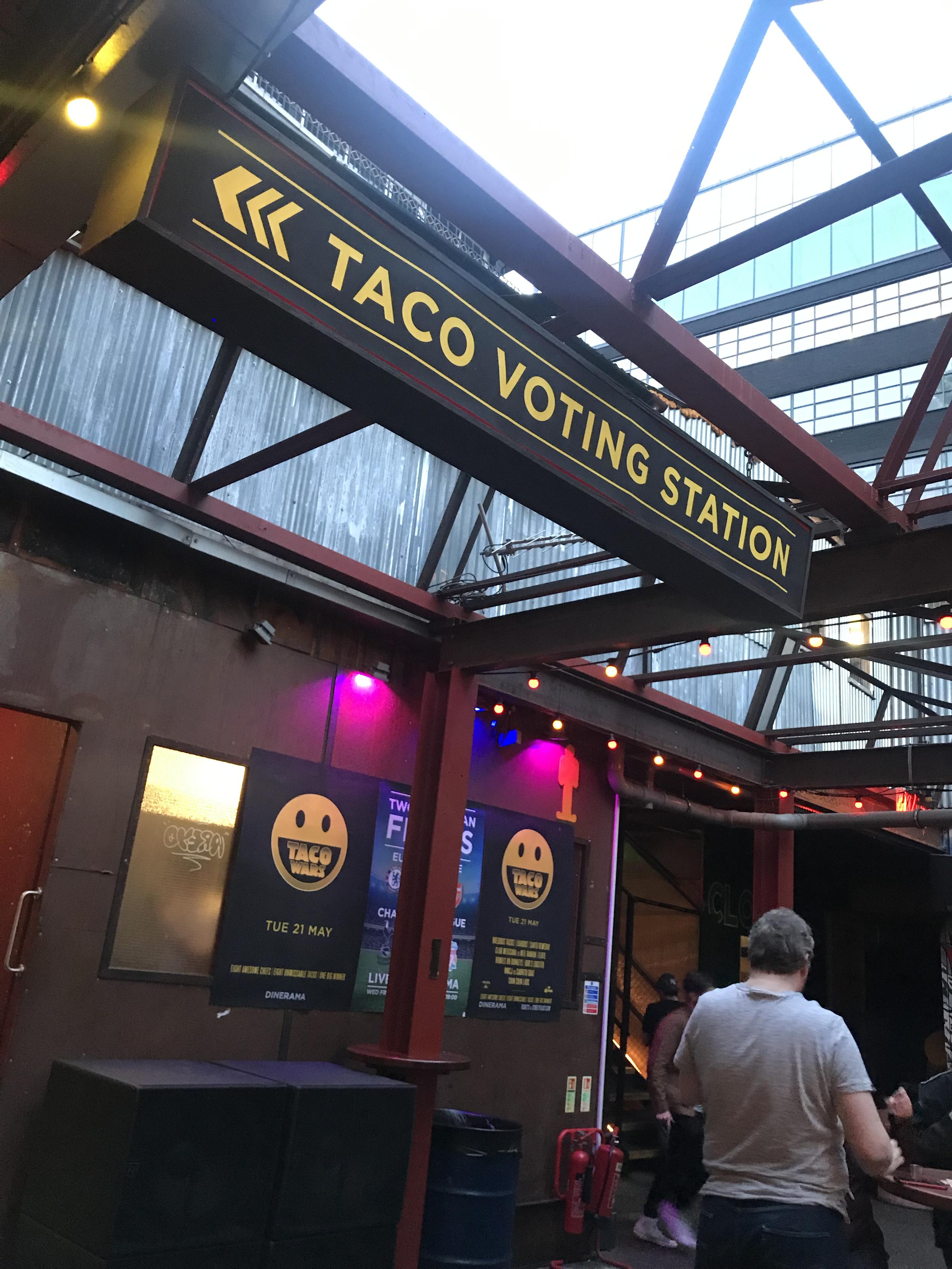 Taco Wars 2019