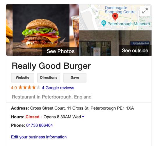 Google My Business Really Social