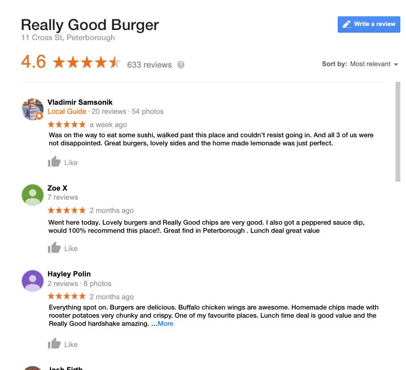 Reviews Really Social