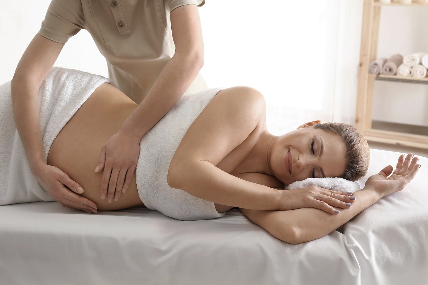 Osteopathy during Pregnancy -