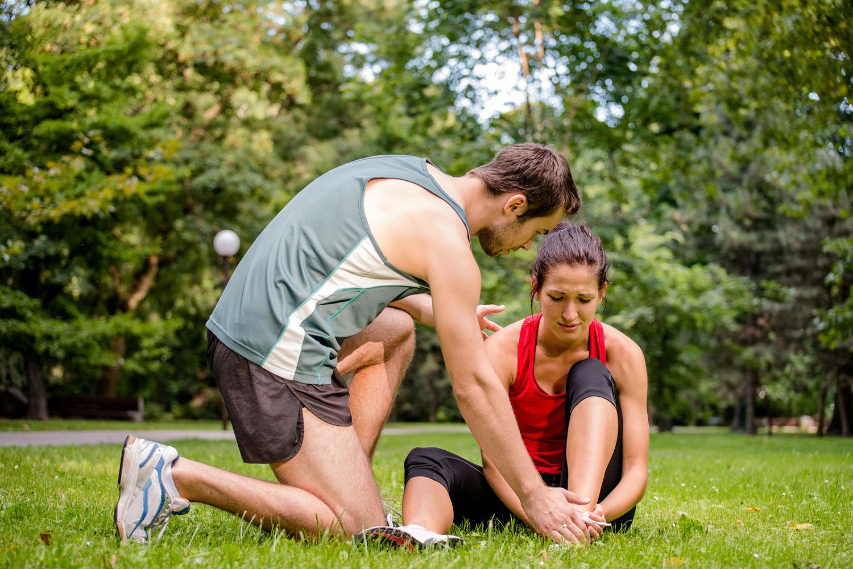 Sports Injuries -