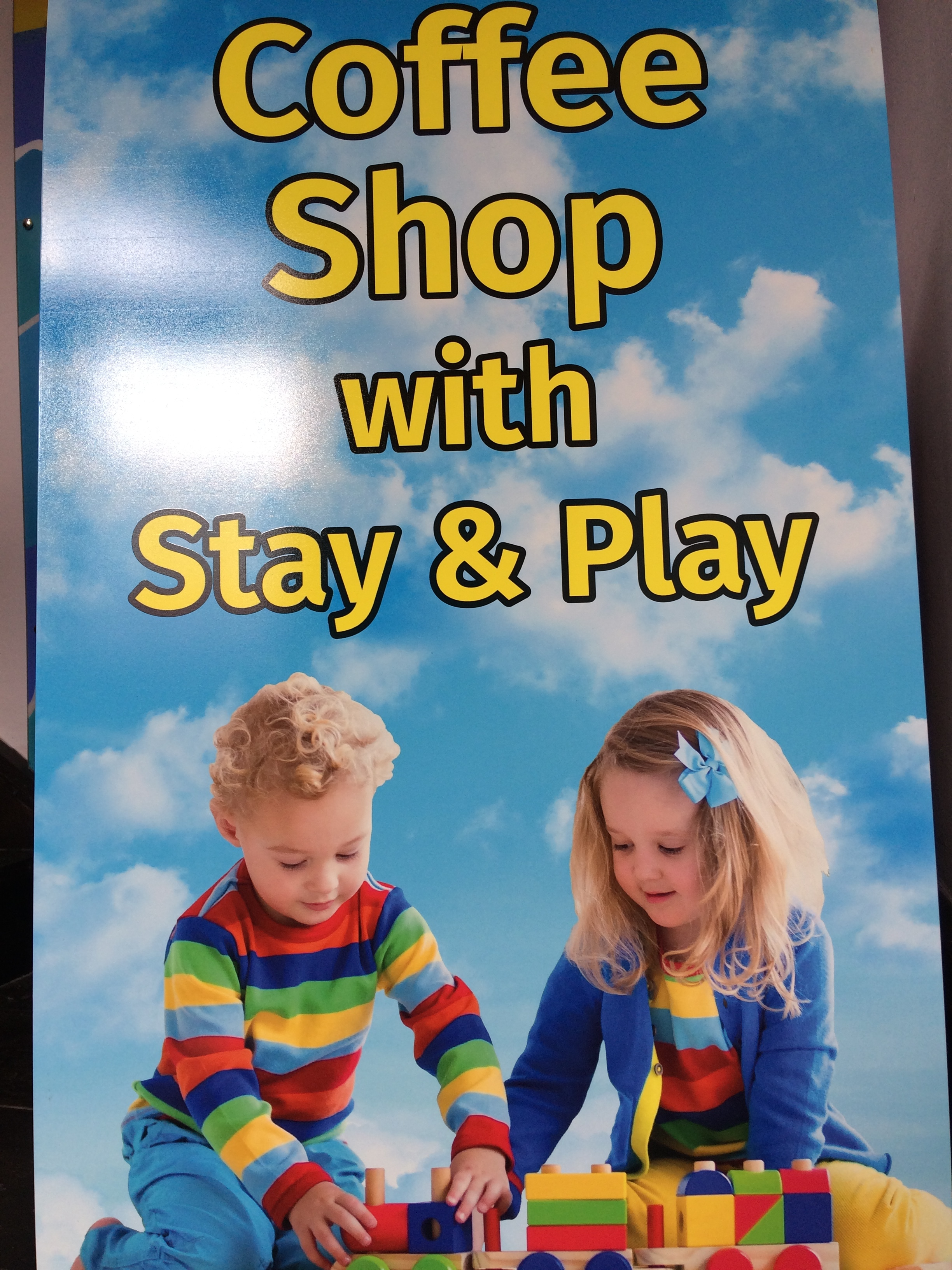 Coffee SHOP WITH STAY & PLAY - TUESDAYS 10:30am & 1pm school-term time. Coffee Shop for all ages with a space for families with young children to play with our Soft-play & Toys.All money raised goes towards our 'Buy the Church Fund'.