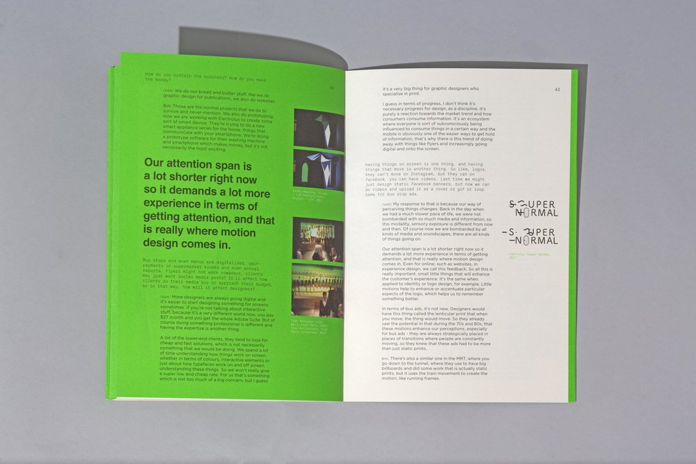 The Design Society Paper Nº 2: Moving World