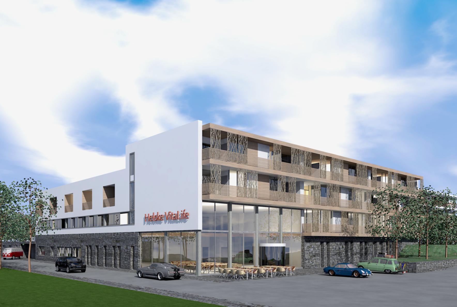 Richter Architekten Braunlage Helske People Care Bad Harzburg