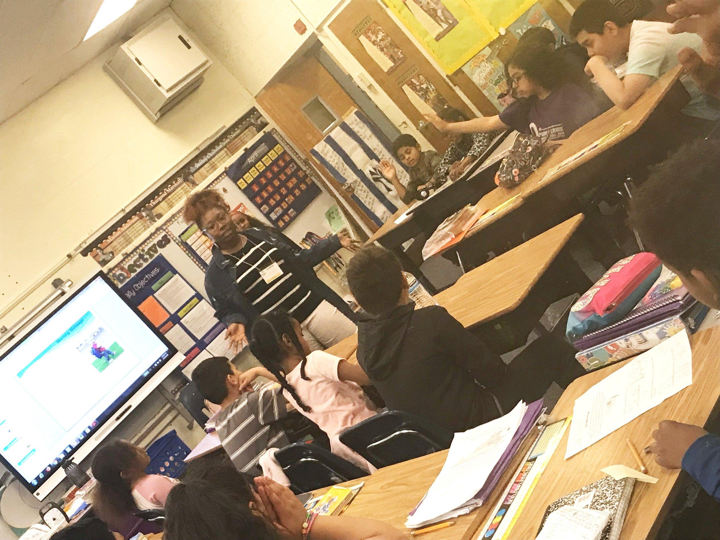 William Ramsay Elementary School 4/12/2019