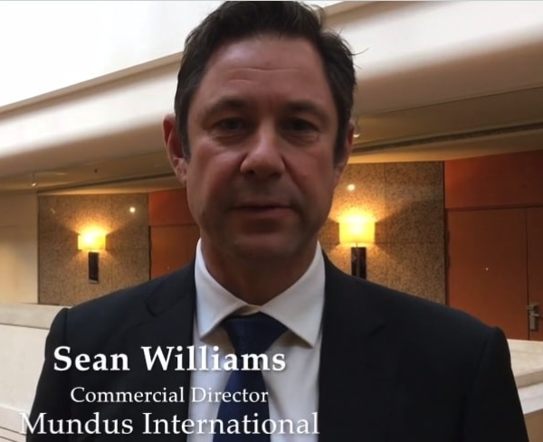 affiliate organsation - AMchem - See our Board Member Sean Williams, below, shares his views on the value of Amcham talks to his business
