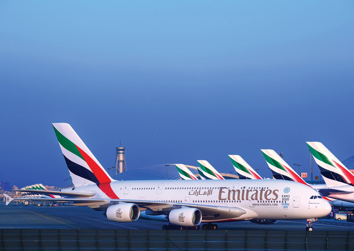 Emirates joins the team! - Click on the link above for discount flights!