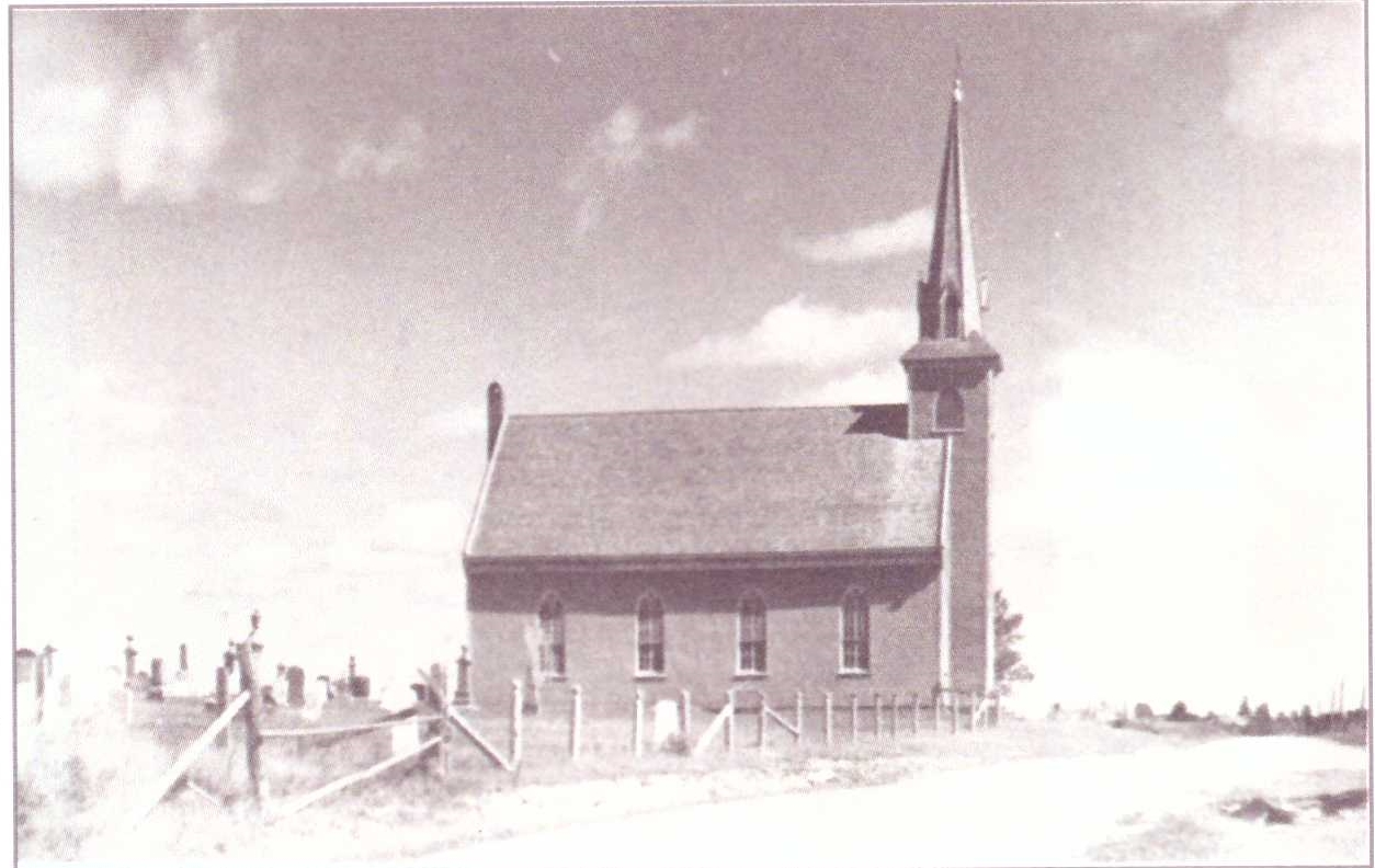 Bay Fortune United Church, 1946.