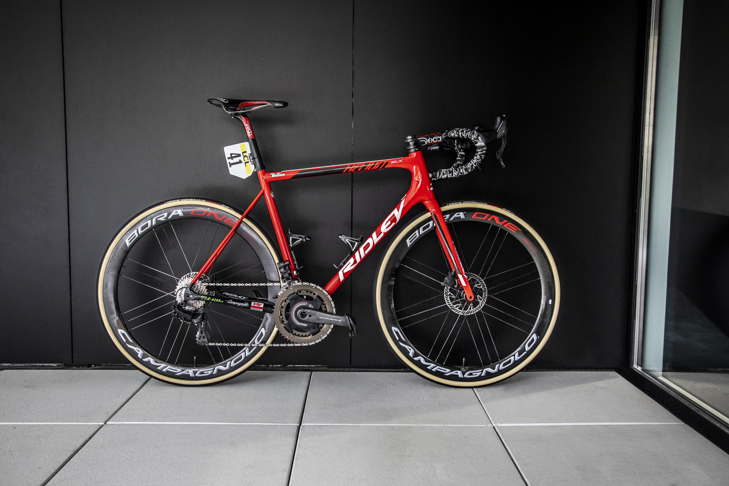 Ridley Releases Ultralight Helium Slx Disc Building On Already Impressive Race Frame Pedigree Hairpins Not Hairshorts