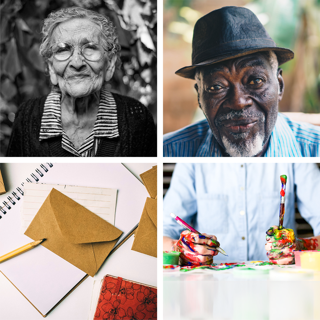 The Wonderful Xmas Post - 1 million older people in the UK won't hear from anyone this Christmas. Join our campaign to send uplifting festive mail.