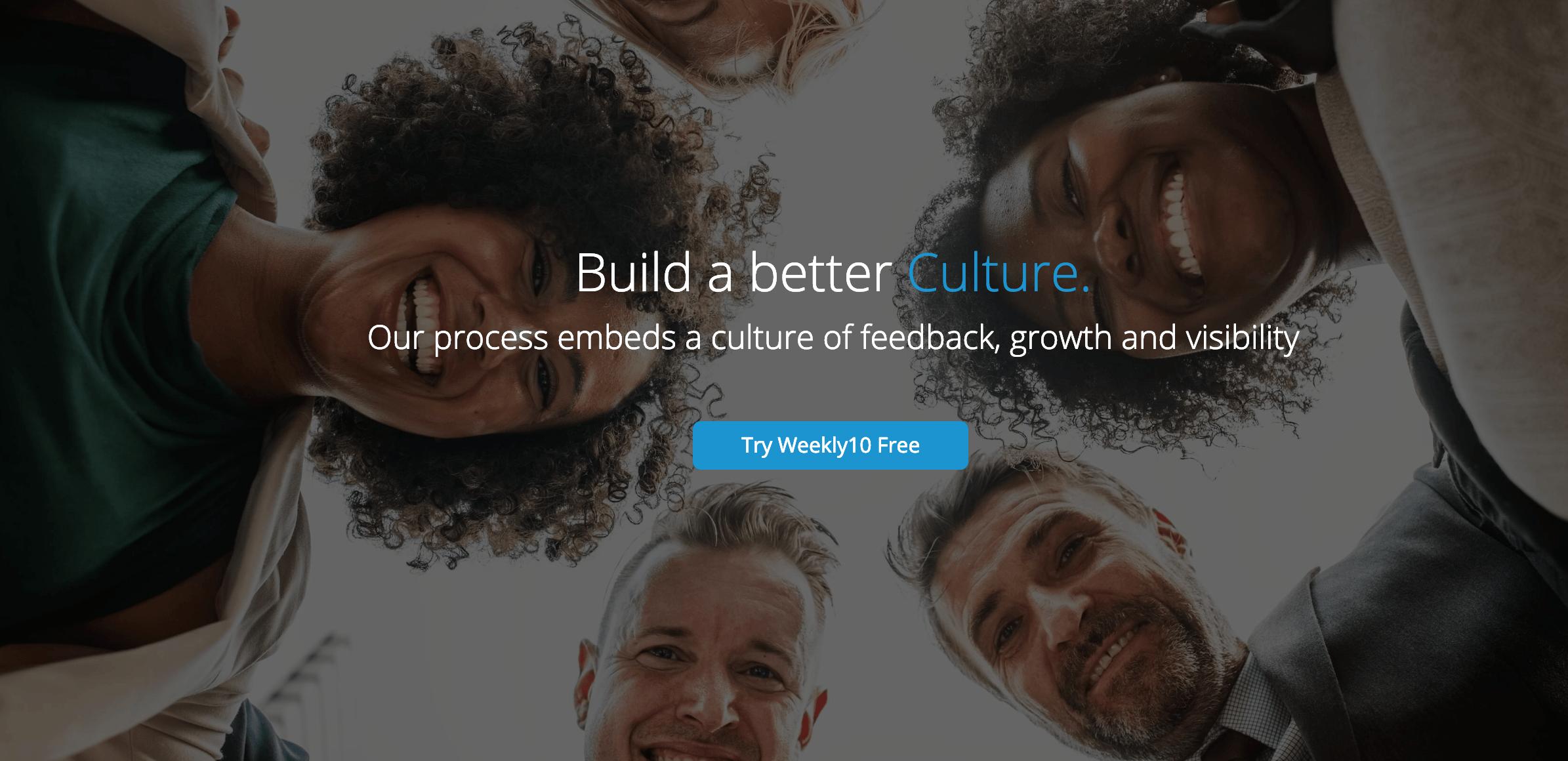 Weekly 10 feedback tool