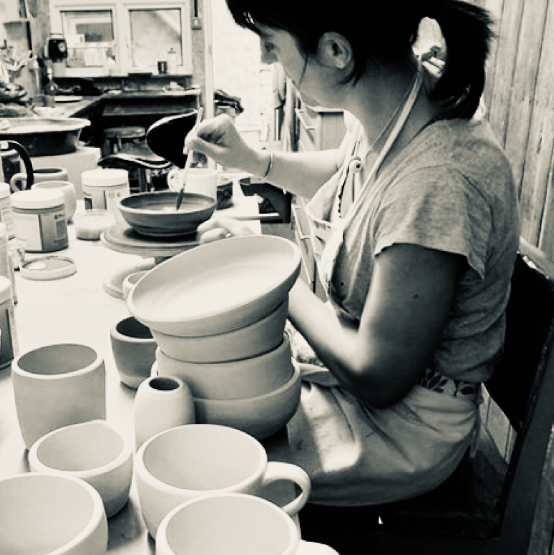 Mena Williams  Ceramicist and East Gate Gallery Owner