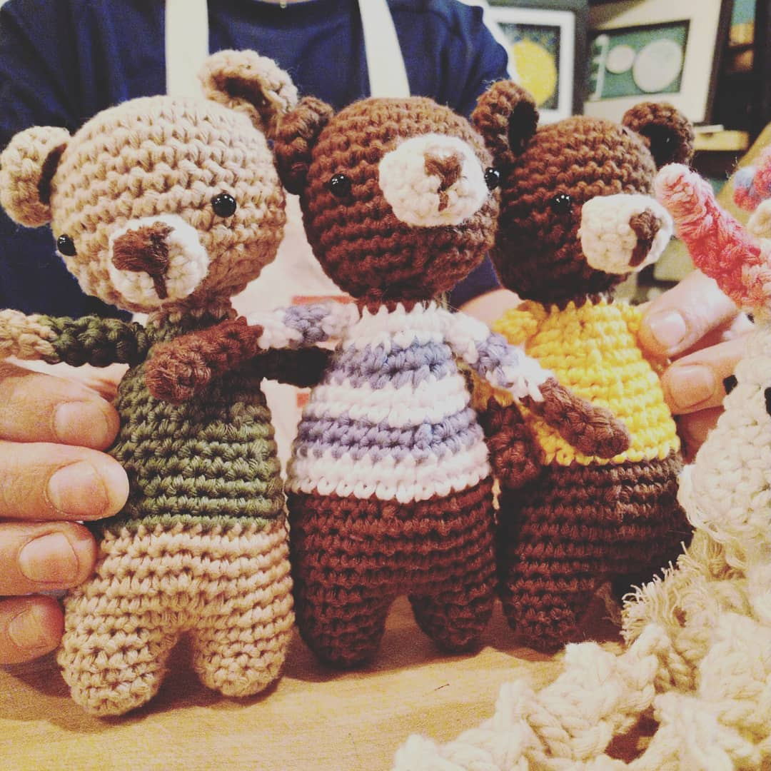 Cwtch Crew Knits  Wool Work