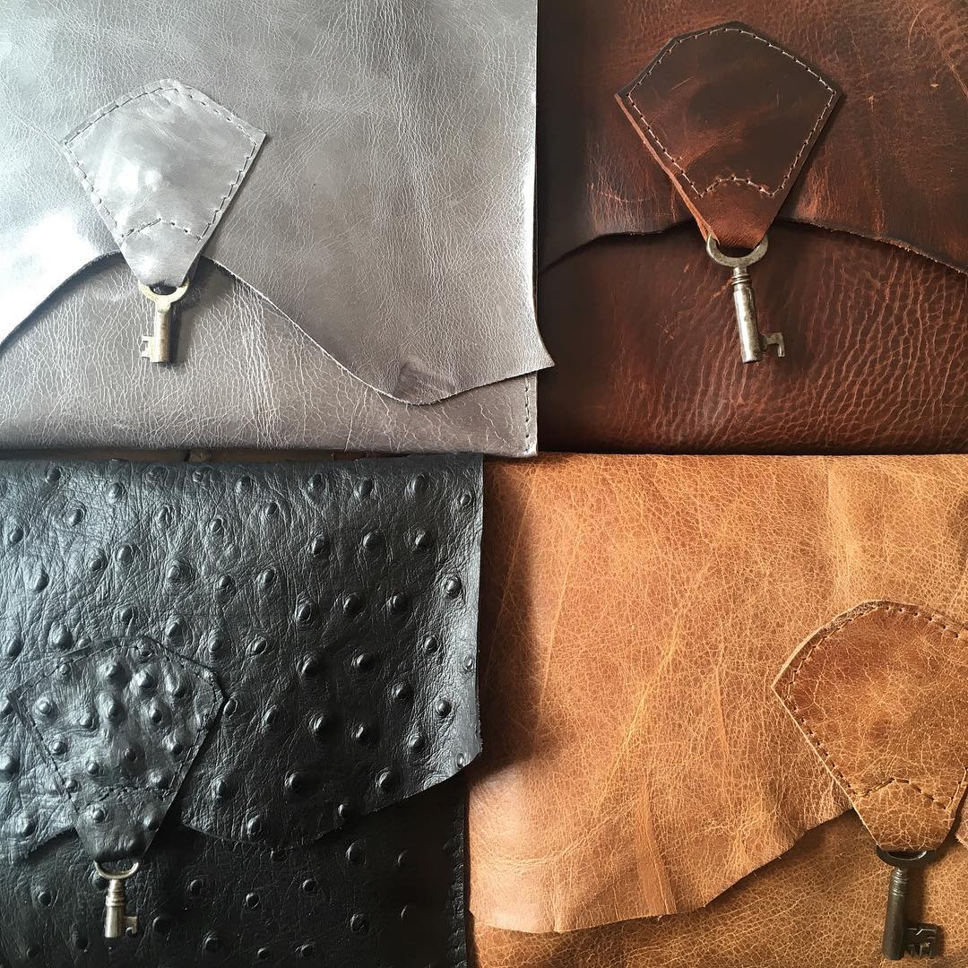 Coterie Leather  Leatherwork