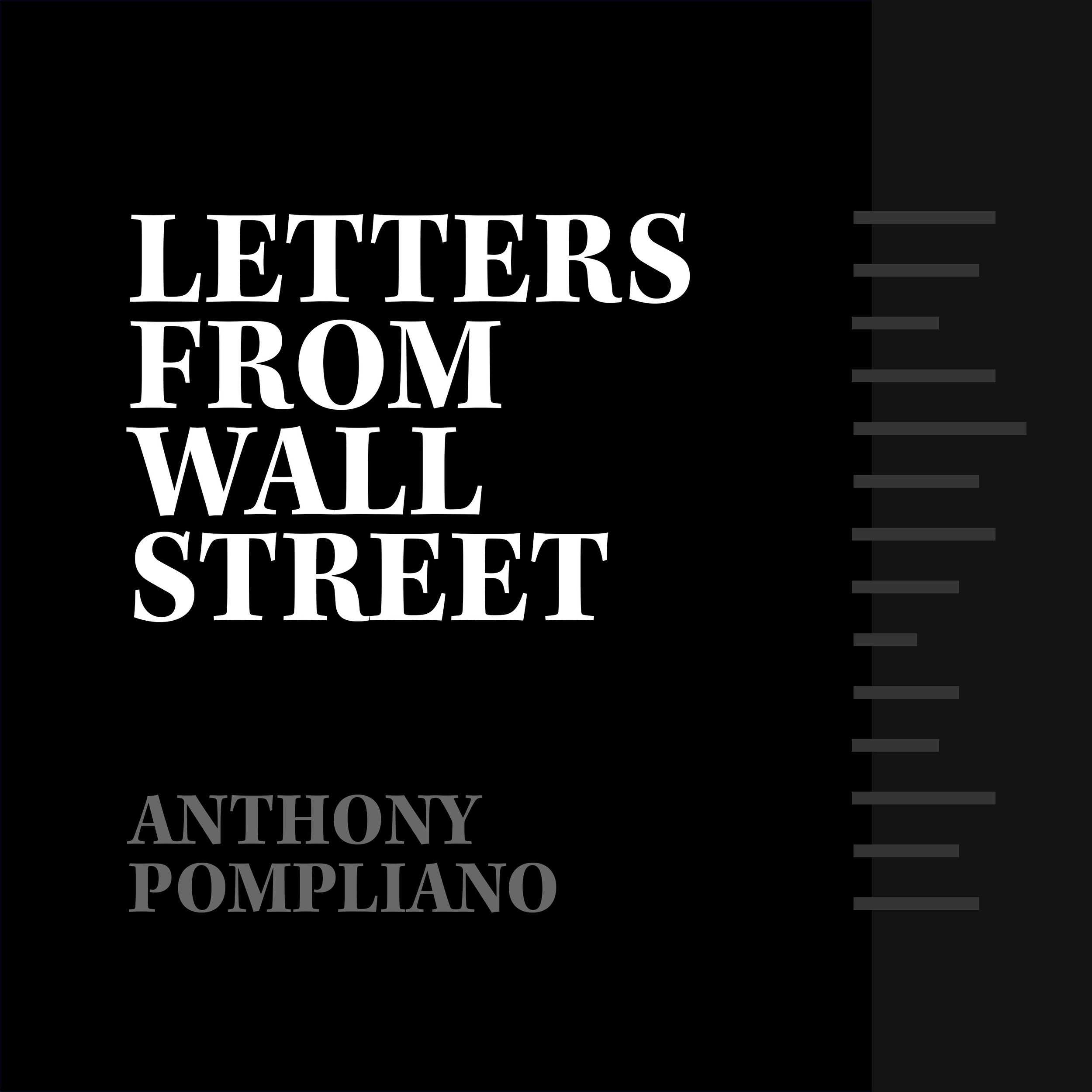 Letters From Wall Street - Host Anthony