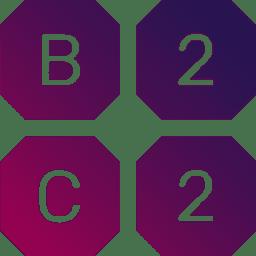 B2C2 Gold Sponsor at DAS 202 during NY Blockchain Week