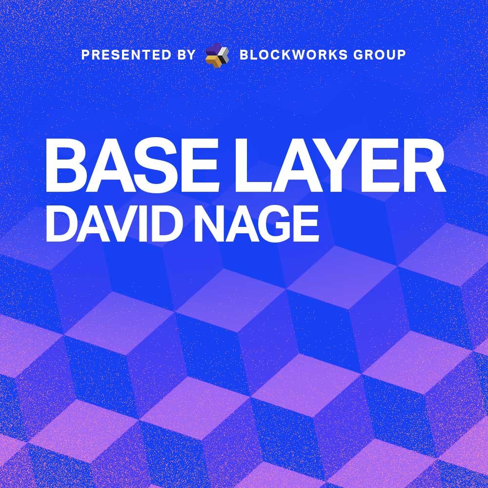 Base Layer - Base Layer is a weekly podcast aiming to educate Institutional Investors, Family Offices and HNWI's on blockchain and cryptocurrency. Each week, host David Nage brings on the best and brightest founders and financiers to share their thoughts and observations on the digital asset ecosystem.