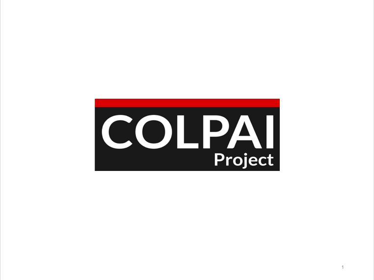 COLPAI Project August Public Meeting Presentation