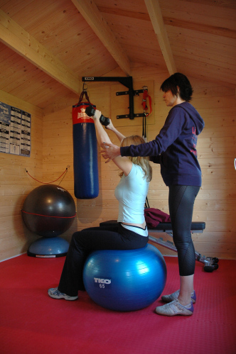 Live for fitness swiss ball personal training woking.jpg