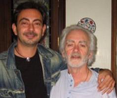 Jose Antonio Rodriguez y Manolo Sanlucar