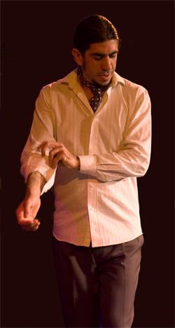 Sebastian Sanchez Flamenco