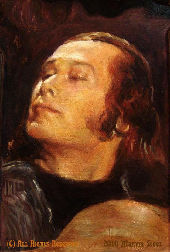 Paco de Lucia Portrait