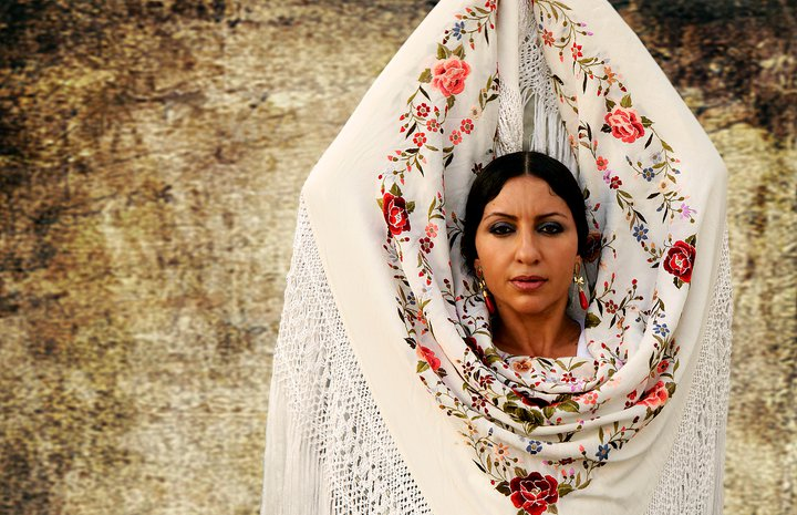 Francesca 'La Chica', photo courtesy of Puerto Flamenco