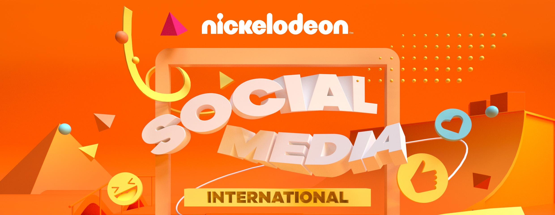 Design style frame 01 for Nickelodeon International social media