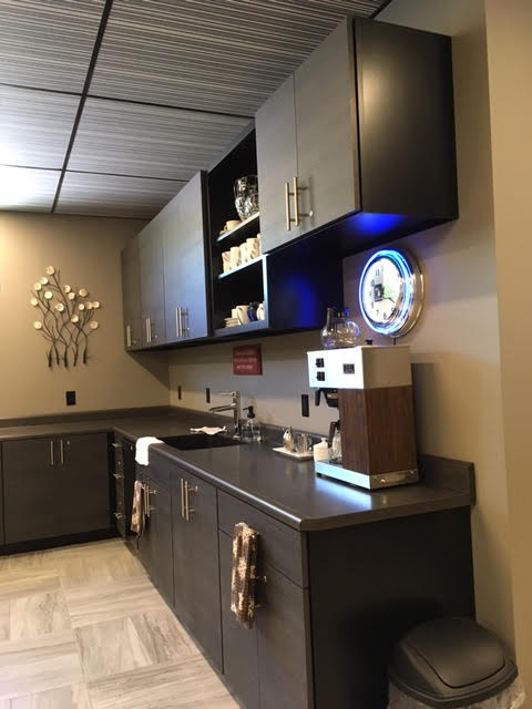 Champagne Funeral Home - Kitchenette Cabinets.jpg