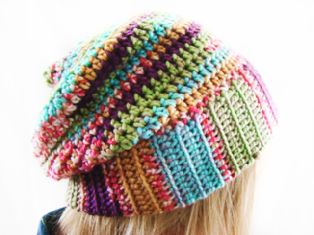 Double Brim Slouch Hat