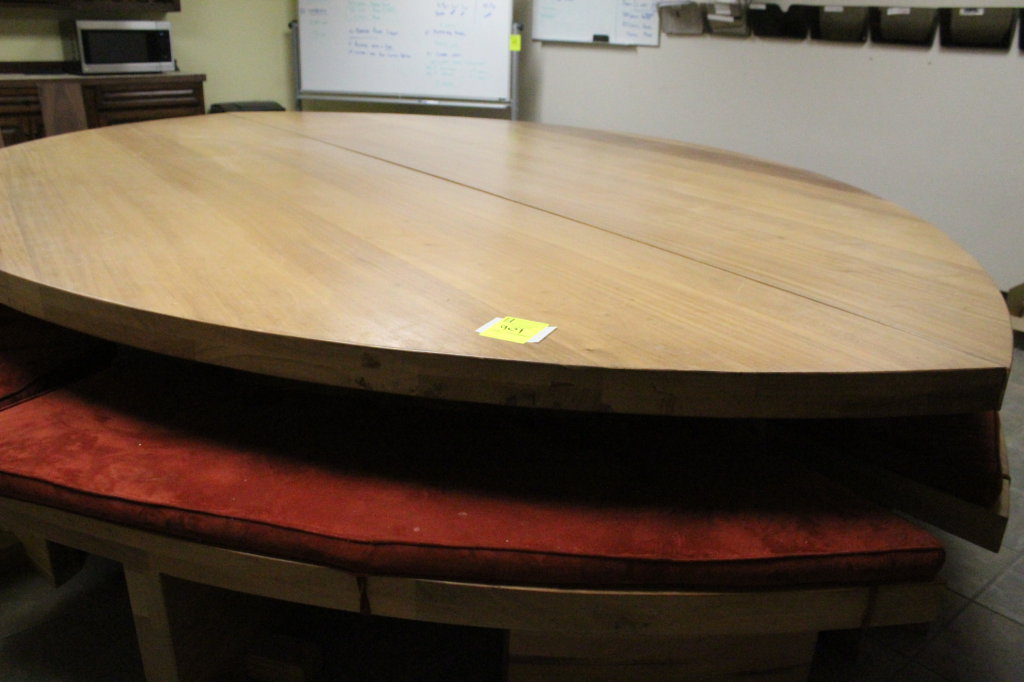 14 ft round conf table w benches.jpg