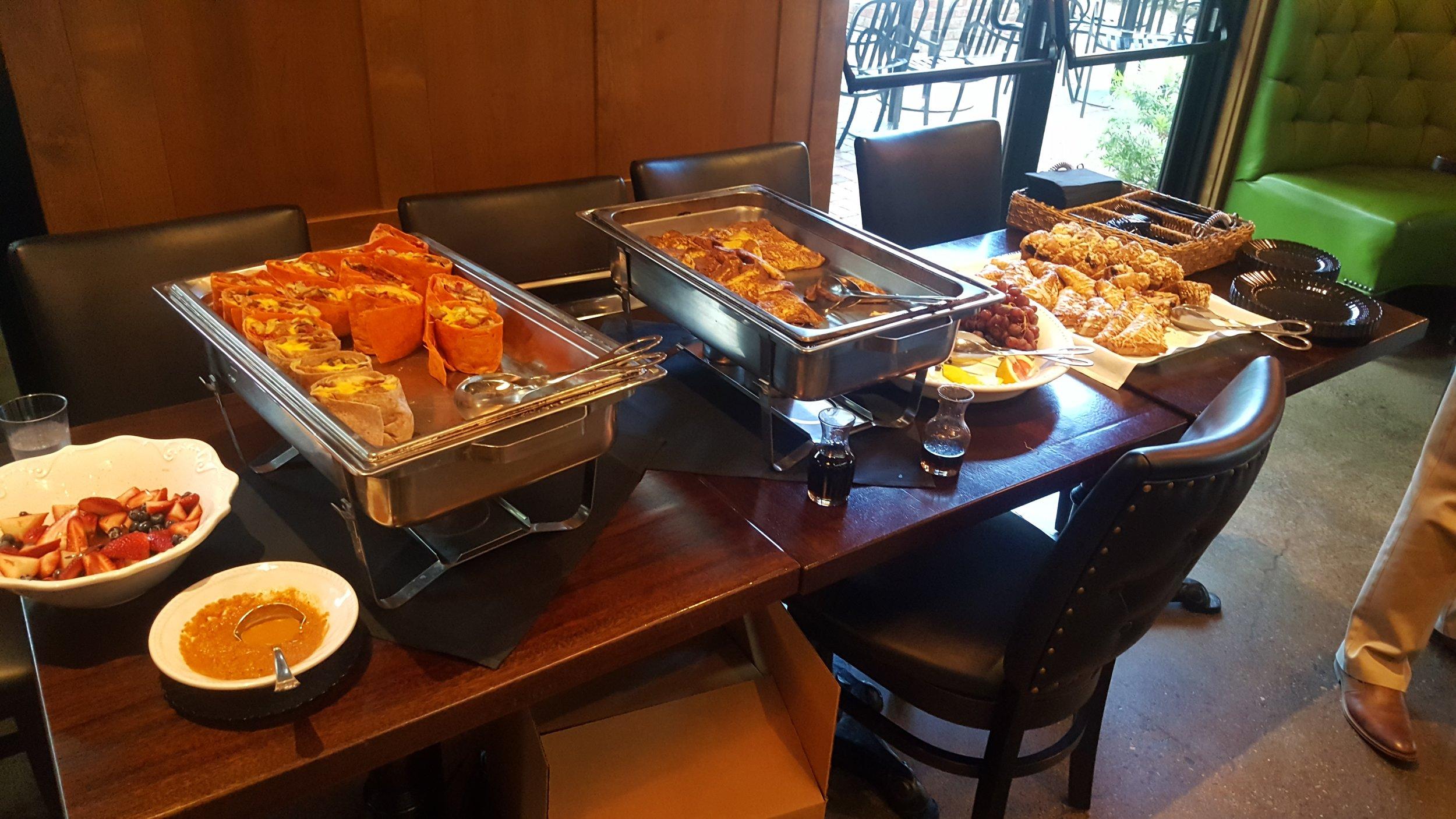 Pomelo's Breakfast Buffet