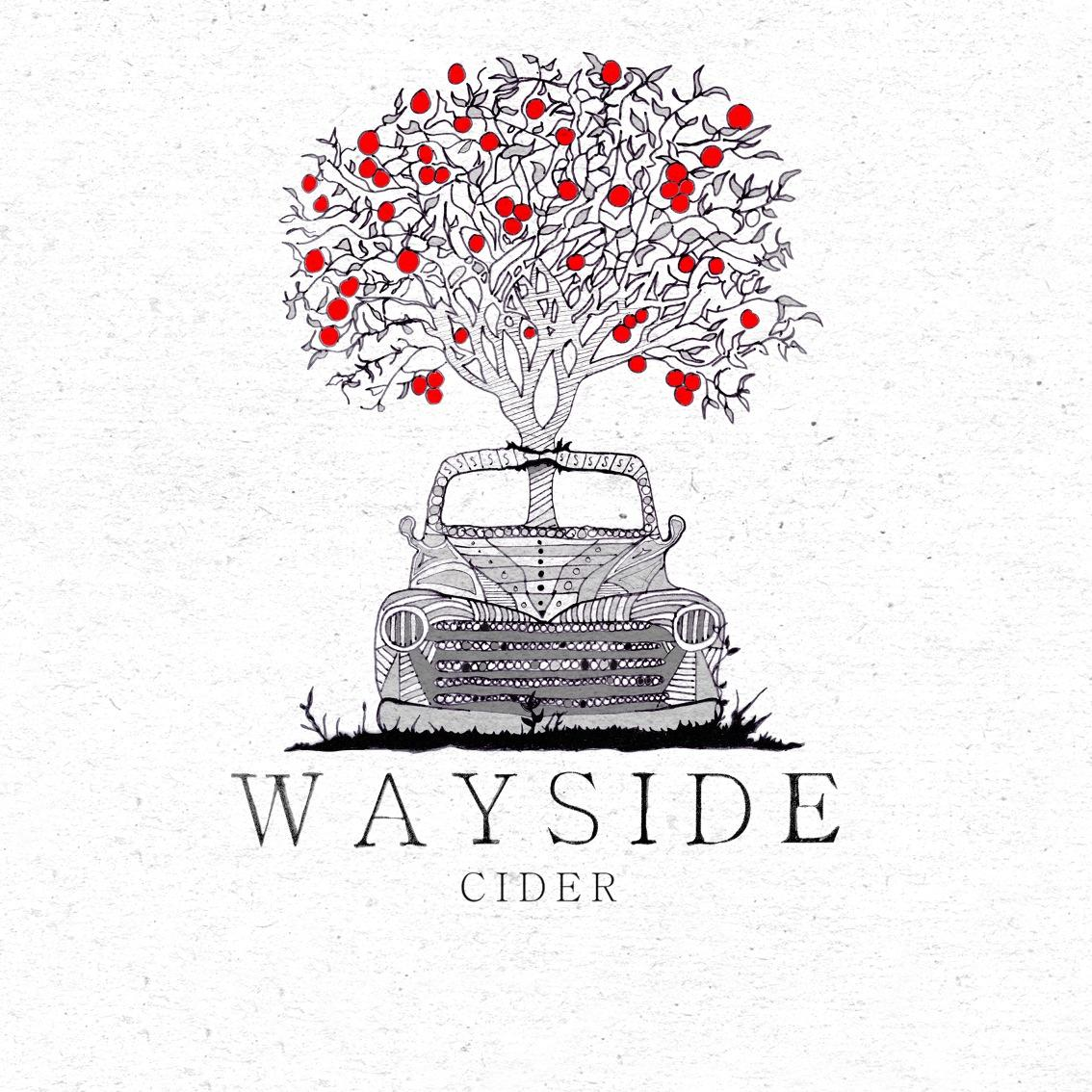 Wayside Cider - Alex Wilson & Irene Hussey started Wayside Cider in 2014 after meeting at the Catskill Amateur Cider Making Contest at Table On Ten - Irene won the competition. Alex came second, but maintains to this day he