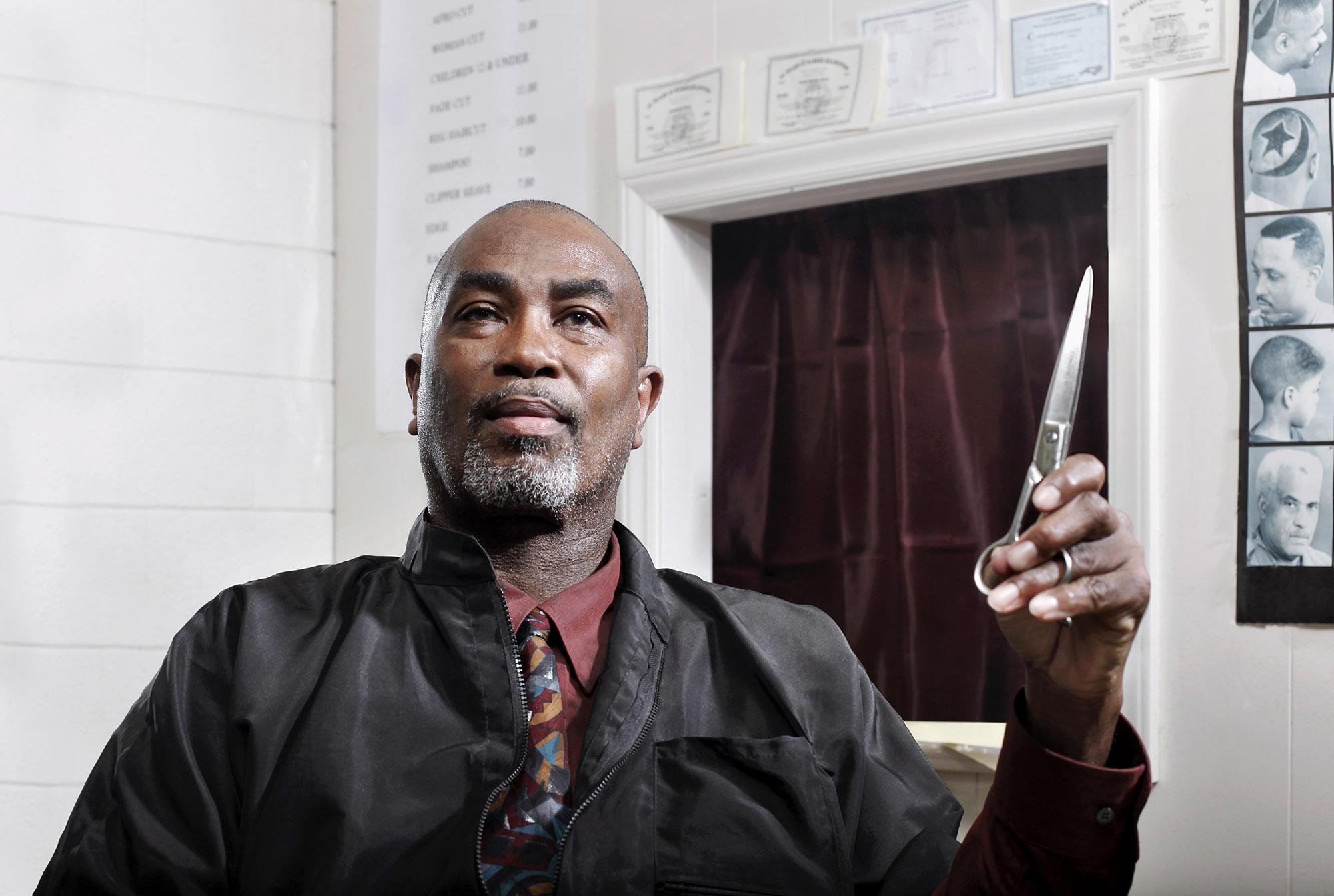 Roderick Henry | Barber