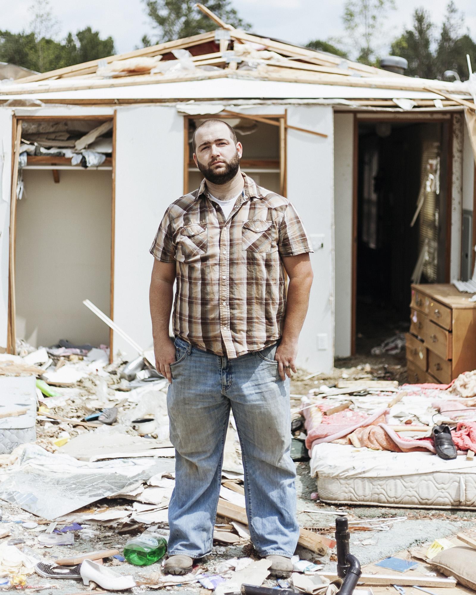 NC Tornado Victim