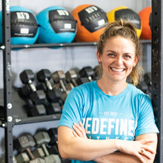 Melissa Reisdorf     Coach