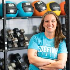 Stephanie Miles   Coach
