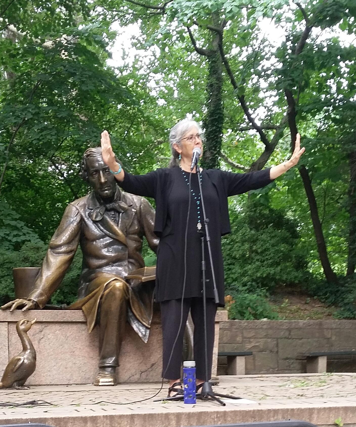 MB tells at Central Park.jpg